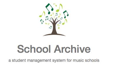 Skólagjöld og School Archive